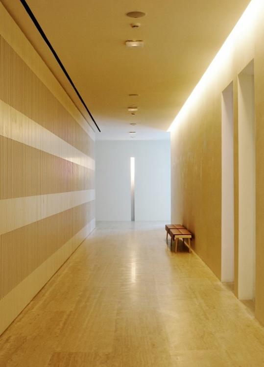 Corridor Of The Hotel Puerta America By John Pawson Nice