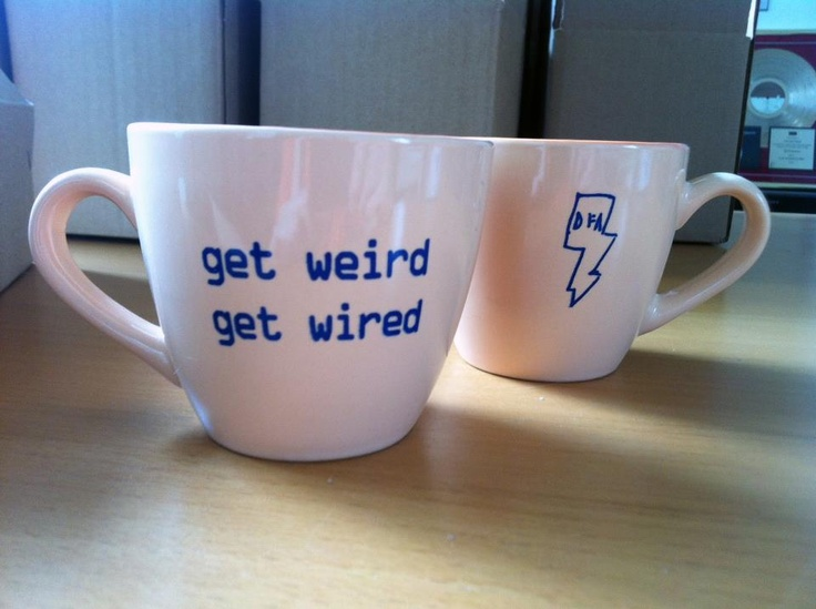 DFA coffee mugs