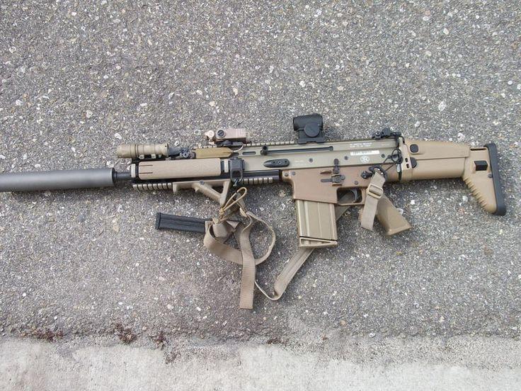 FN SCAR-H/17
