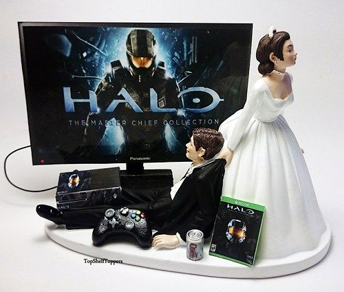**FREE** Customizations include the following: (add in the notes section when purchasing)  *Bride hair color *Groom hair color *Any beverage of your choice ,  *Your Choice of a video game or sports te