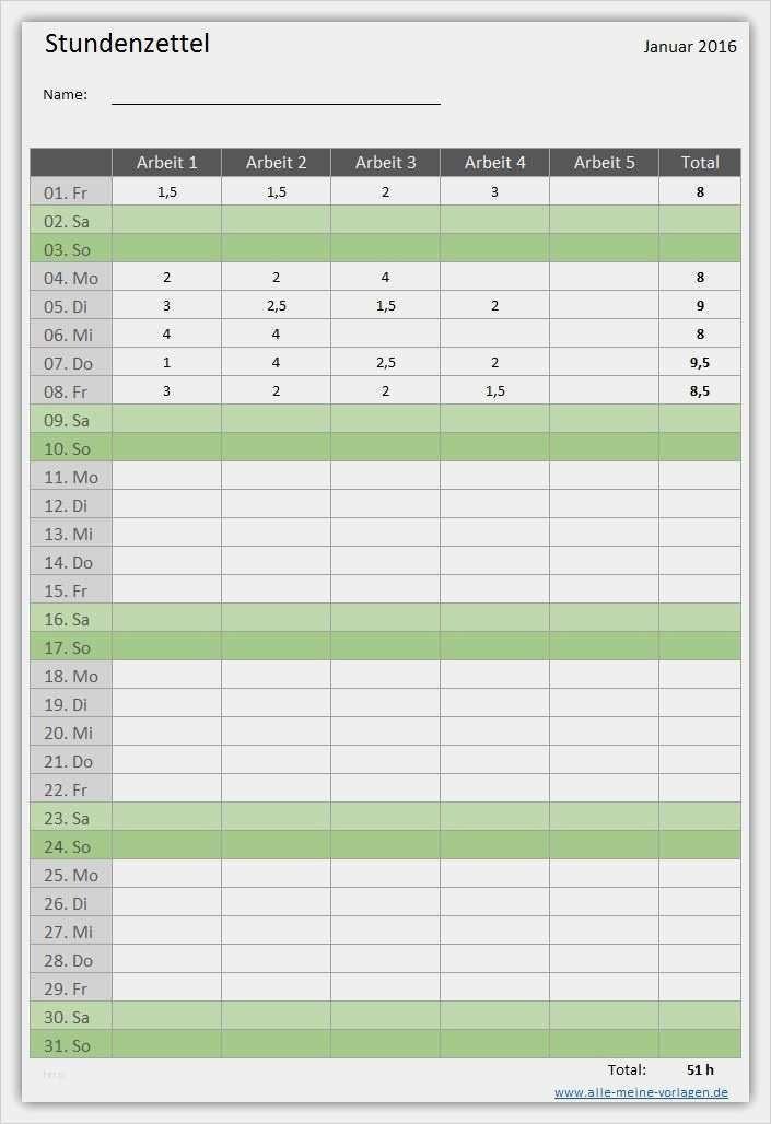 34 Hubsch Excel Vorlage Stundenzettel Modelle In 2020 Excel Vorlage Projektplan Excel Excel Tipps