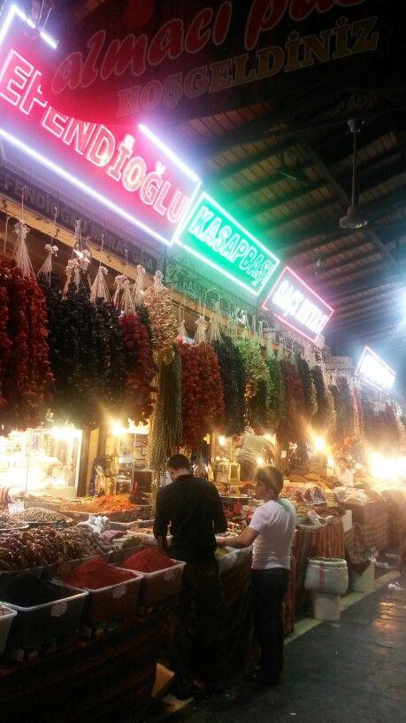 Almacı pazarı