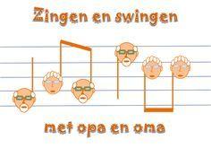 Lesidee Zingen en swingen met opa en oma