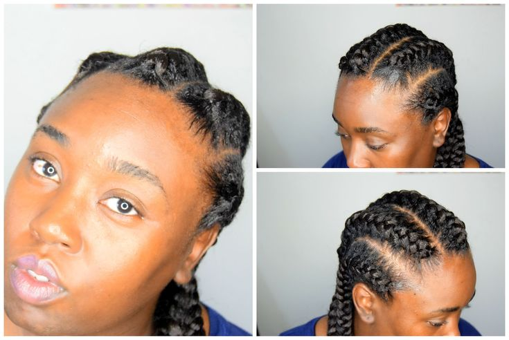 3 Goddess Braids Hairstyles: Highly Requested - YouTube