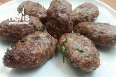 Kuru Köfte Tarifi ( Yumuşacık) - Nefis Yemek Tarifleri