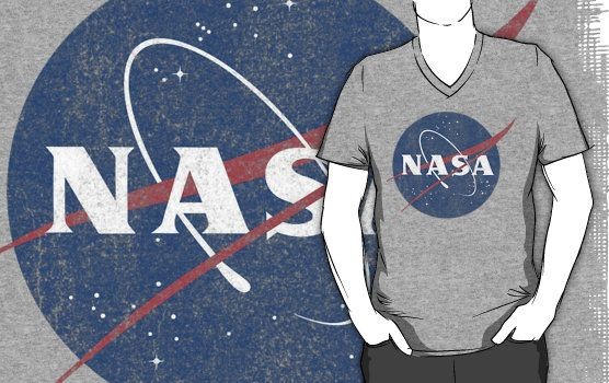Vintage NASA Shirt - Pics about space