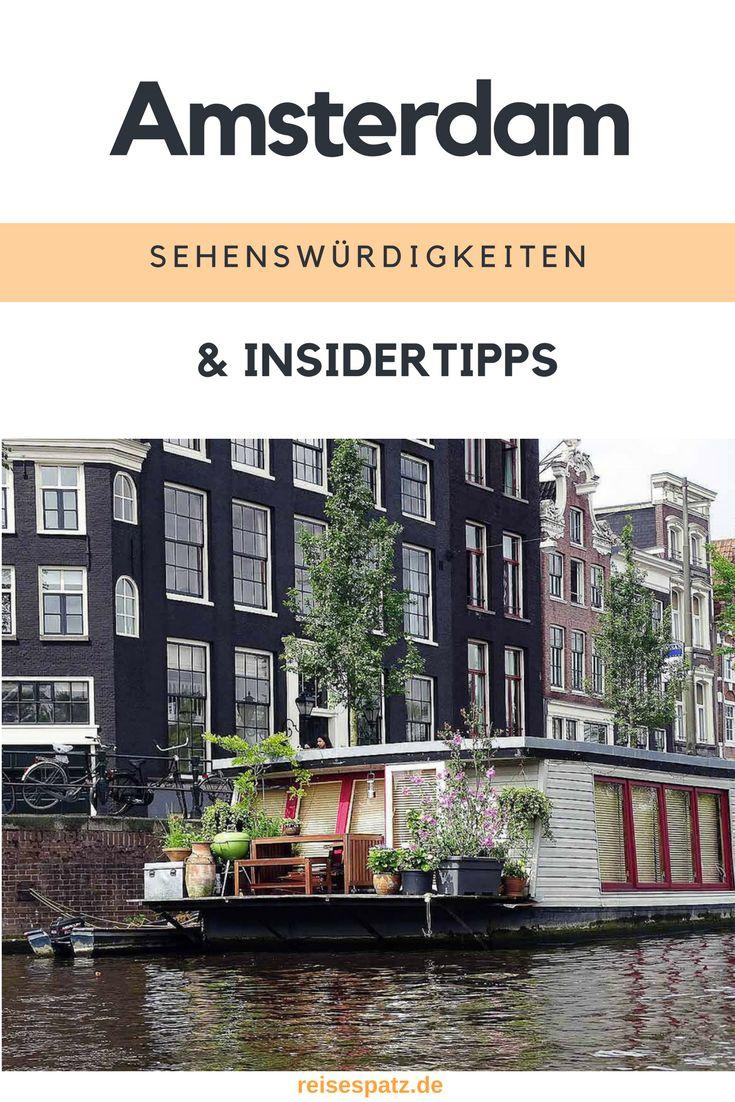 Alle Tipps für deine Amsterdamreise.