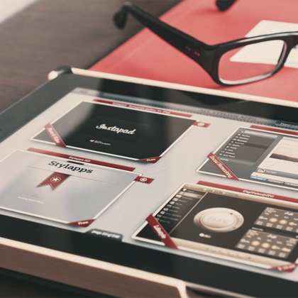 Stylapps HD design by Vadim Sherbakov. - Best Mobile Designers In The World   Scoutzie