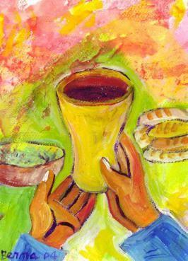 «Io sono il pane vivo, disceso dal cielo. Se uno mangia di questo pane vivrà in eterno e il pane che io darò è la mia carne per la vita del mondo» (Gv 6,51) La solennità del Corpo e Sangue di Crist…