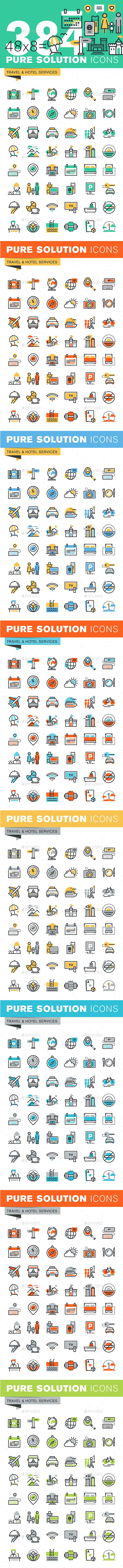 Set of Thin Line Flat Design Icons of Travel and Tourism. Download here: http://graphicriver.net/item/set-of-thin-line-flat-design-icons-of-travel-and-tourism/14788444?ref=ksioks