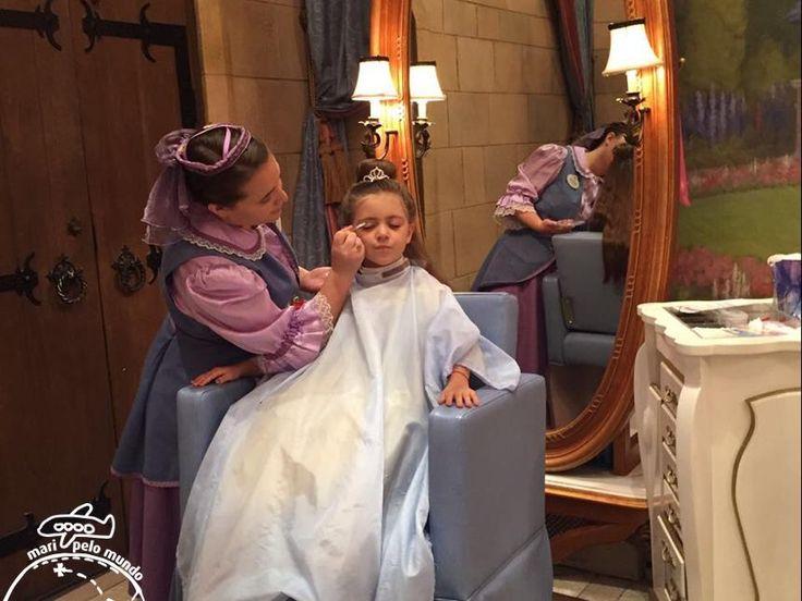 Bibidi Bobidi Boutique – O salão das pequenas princesas e príncipes da Disney