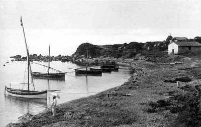 Porticciolo bay-1898-Castiglioncello(LIVORNO)ITALY  http://www.albergo-miramare.it