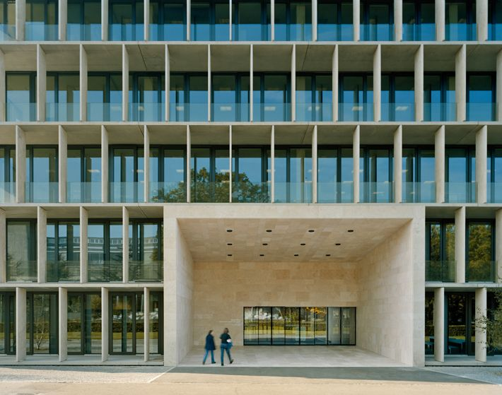 baumschlager eberle: ETH e-Science Lab, Neubau HIT