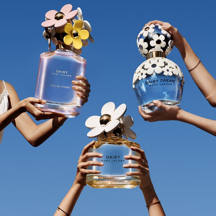 Marc Jacobs Daisy Fragrance campaign featuring Kaia Gerber, the new face of Marc Jacobs Fragrances by Alasdair McLellan