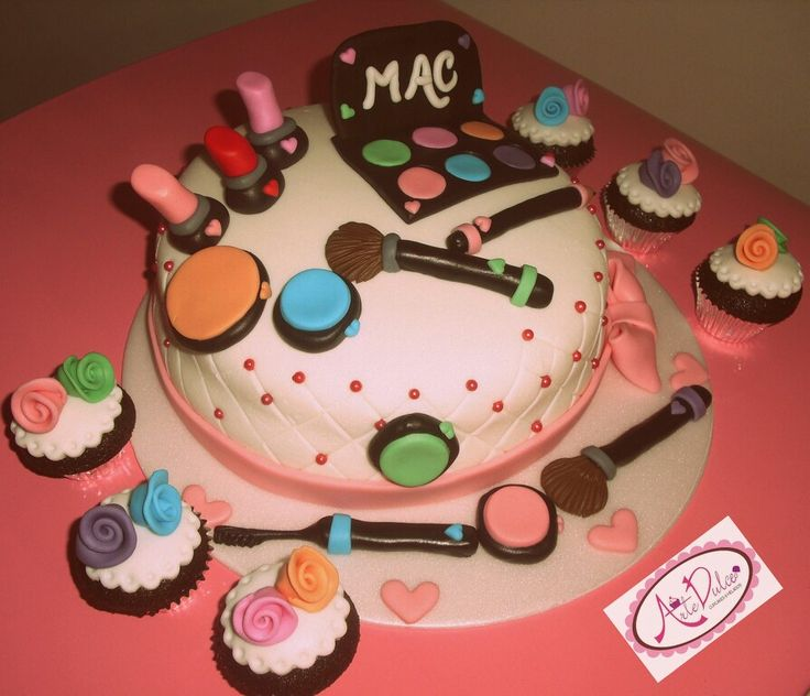 Cakes Maquillaje