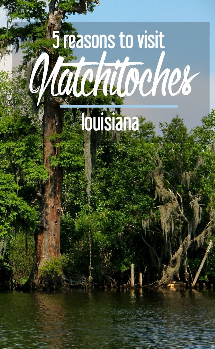 Five of the Many Reasons to Visit Natchitoches, Louisiana {Guest Post by Southern Hospitality Traveler Magazine}