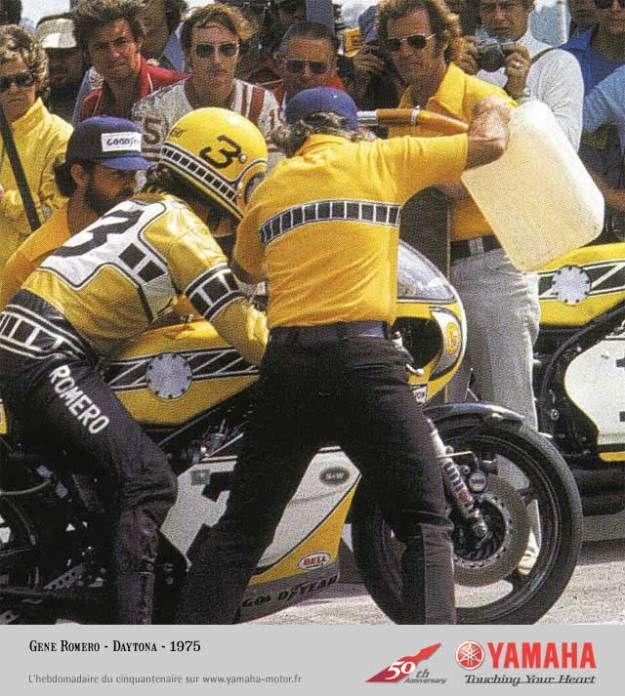 Gene Romero 1975 Daytona