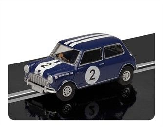 Scalextric Morris Mini Cooper Neptune Racing Team - ToyTrade.dk