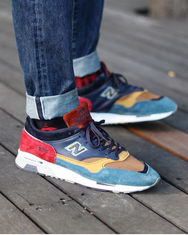 sports shoes f928c 7caef The  MADEINUK  newbalance 1500YP from the Yard Pack is just one of the many