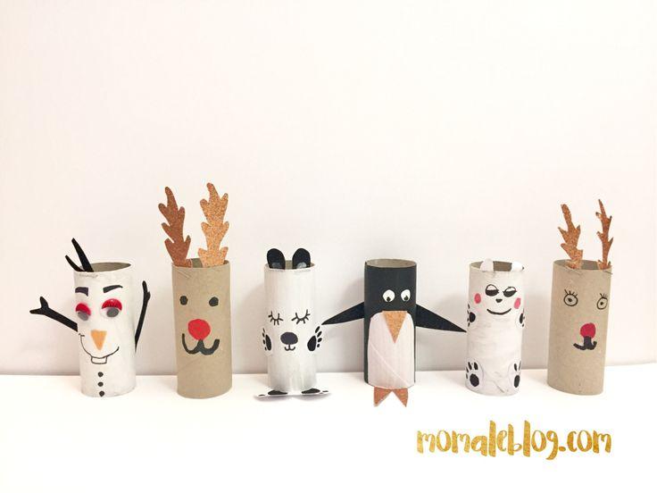 {DIY} Les animaux de Noël!
