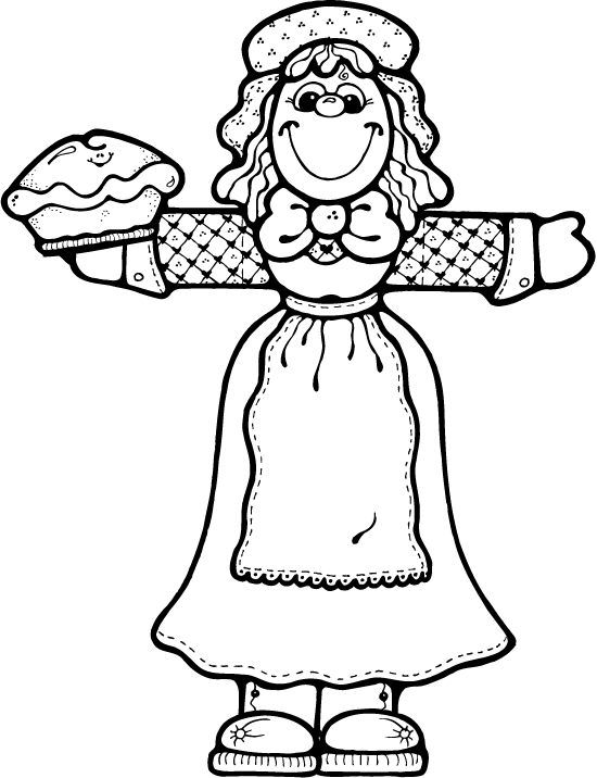 seems youre interested in our thanksgiving coloring sheets showing a young pilgrim girl with pie we also offer many different thanksgiving coloring pages
