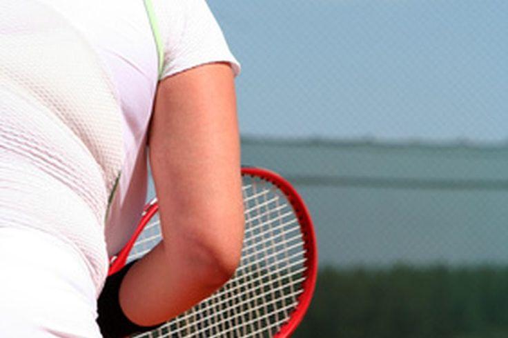 Tratamiento homeopático del codo de tenista | Muy Fitness