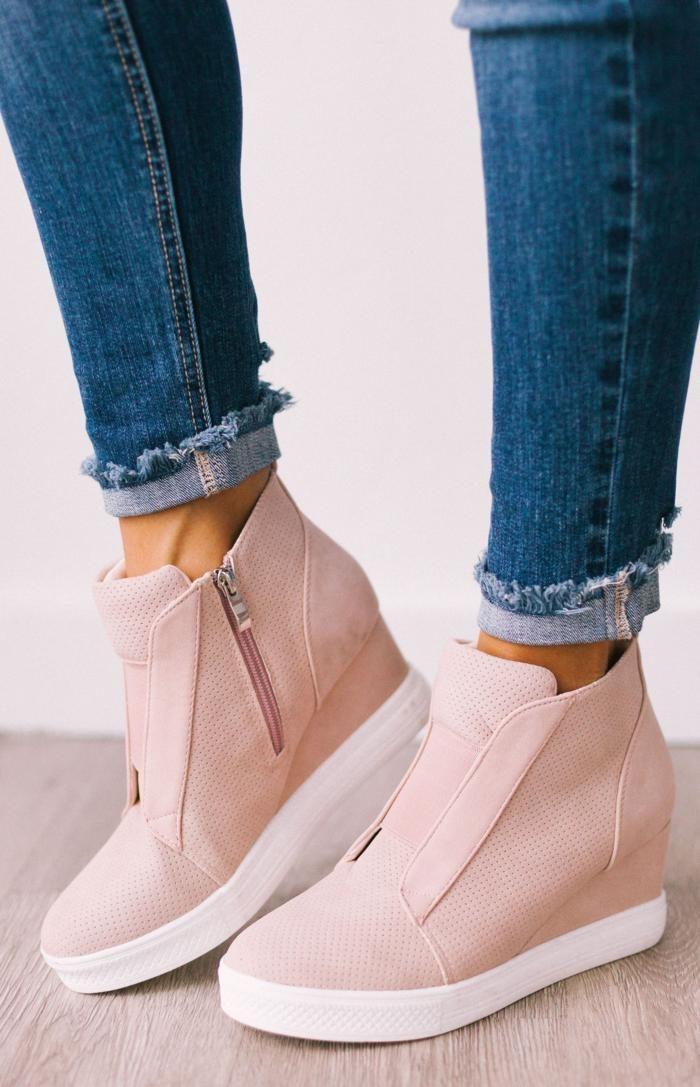 shoes, Wedge sneakers, Sneakers