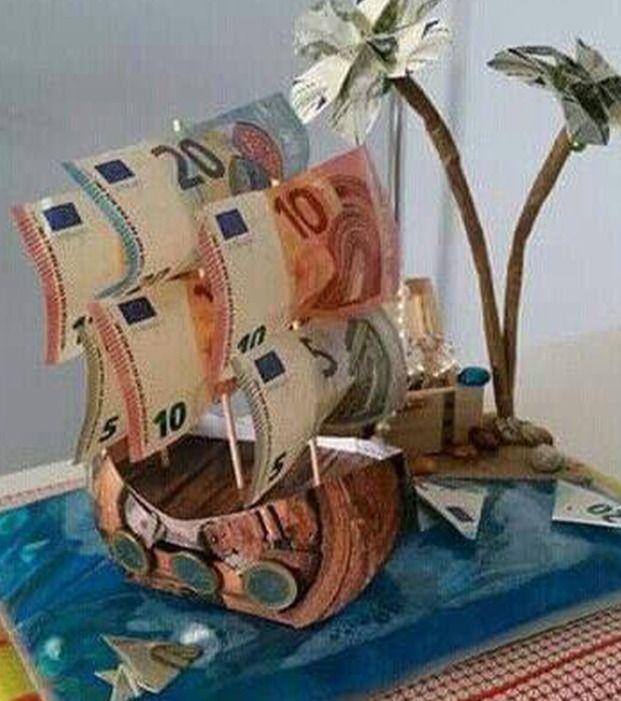 Ein Boot, auf das Jack Sparrow von Fluch der Karibik neidisch wäre