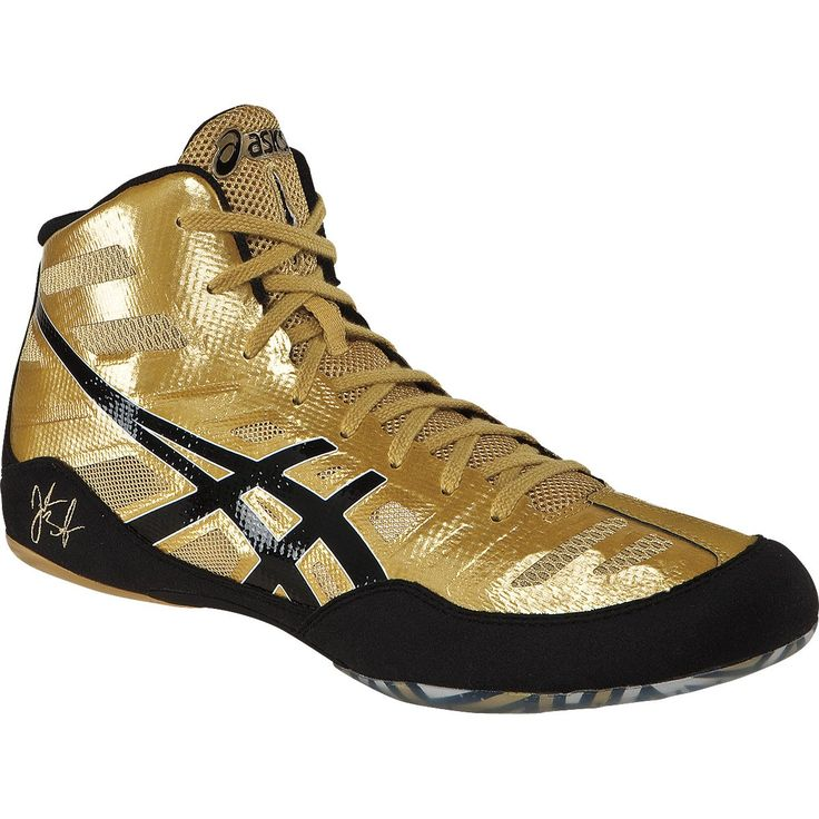 New Jordan Burroughs Wrestling Shoes