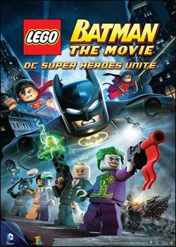 Assistir Batman Lego: O Filme – Super-Herois se Unem Dublado 2013