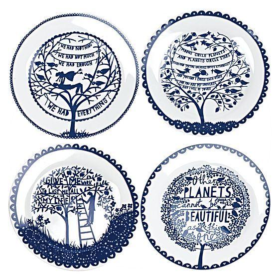 Four Seasons Plates, Rob Ryan
