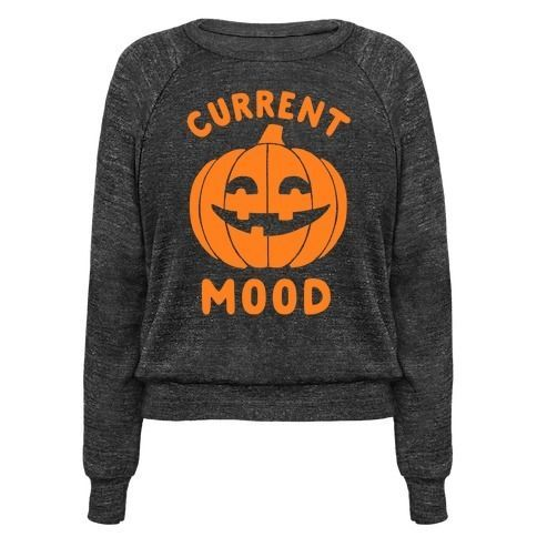 Current Mood: Halloween T-Shirt   LookHUMAN