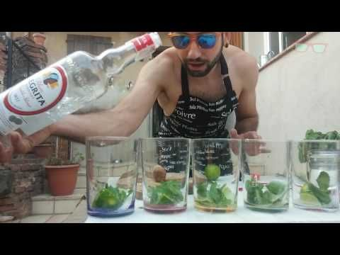 """Como preparar Clericot """"paso a paso"""" (TOQUE Y SAZÓN) Clericó - YouTube"""