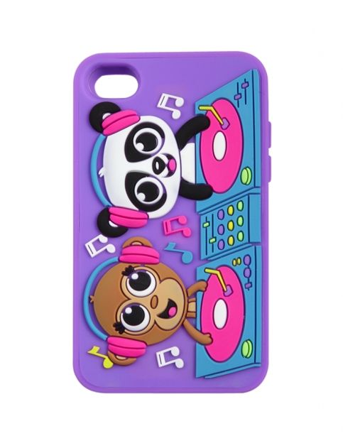 Justice Toys For Girls : Light up dj critters tech case girls accessories