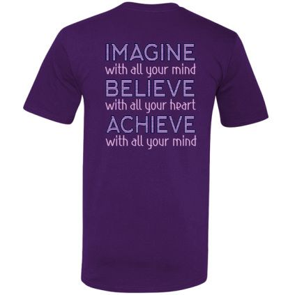 No Excuses - Imagine Volleyball T-Shirt