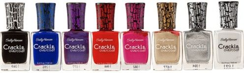 Sally Hansen Crackle, to me it works just as good as OPI. But much cheaper. I love CHEAP!