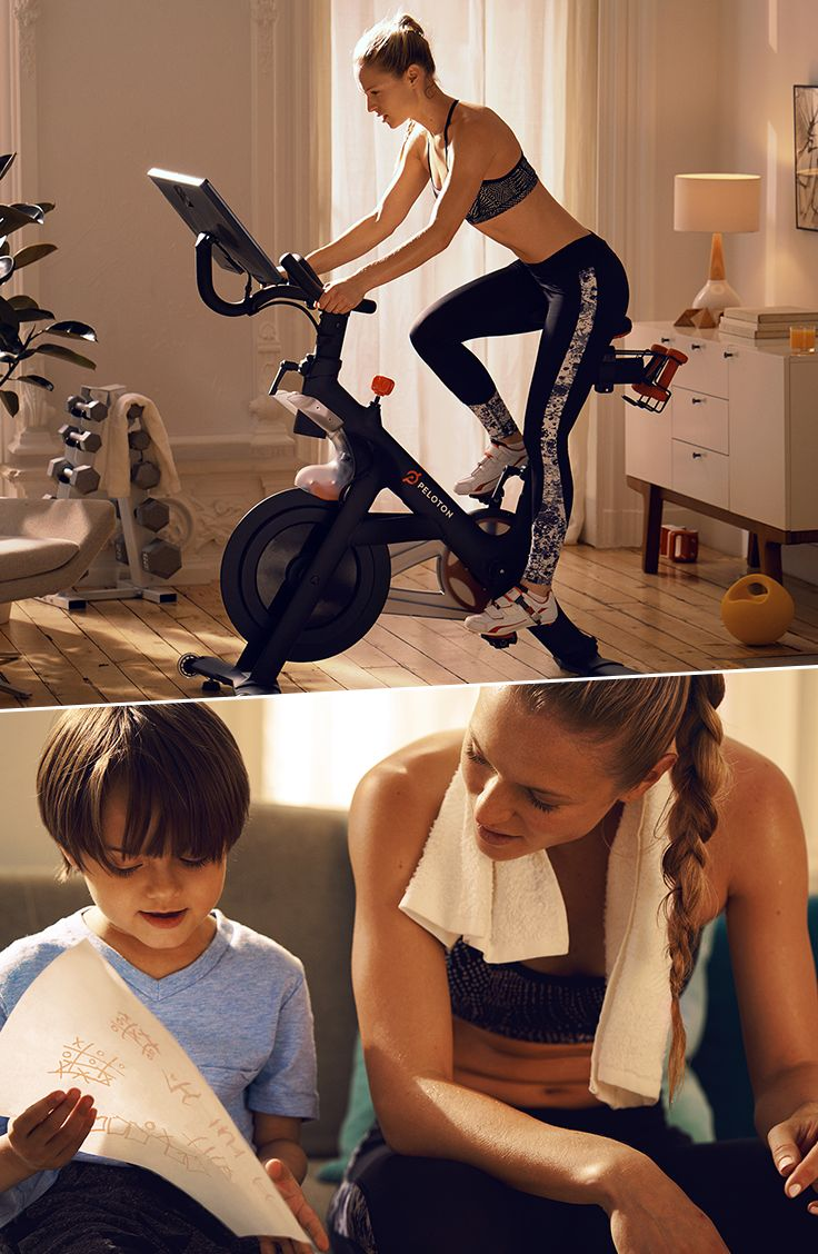 Gift Peloton, and give them what they really want: Thousands of workouts and top instructors, all from home. So they have more time with the people they love.
