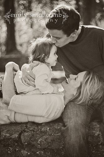 Aww, this would be cute with me, Trevor, and Abi