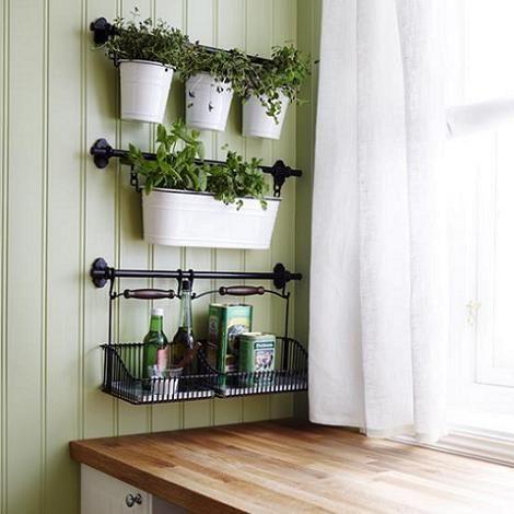Decora recicla y crea con santos decorar paredes con - Decoracion paredes cocina ...