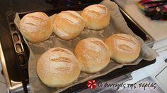 Ψωμί με τέλεια ελαστική ζύμη χωρίς ζύμωμα #sintagespareas