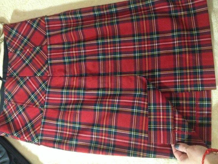 Стильная юбка миди в клетку -tally-weijl Tally Weijl, цена - 99,00 грн, купить…