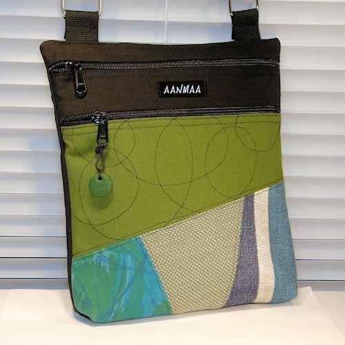 PALA vihreä b – Osta tämä laukku - Aanmaa