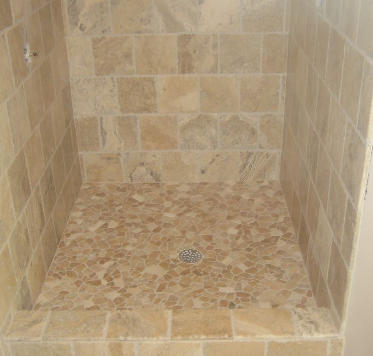 how to clean shower floor stains