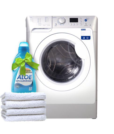 gagnez une machine laver 1 an de lessive gratuit tentez votre chance de gagner cette. Black Bedroom Furniture Sets. Home Design Ideas