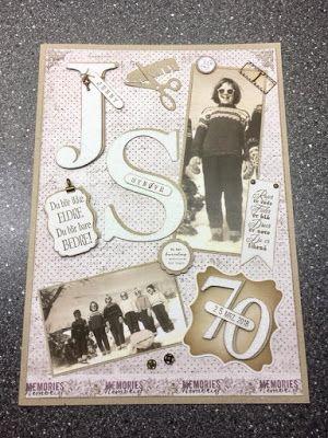 Bibbi's: Jumbostort kort til en jubilant