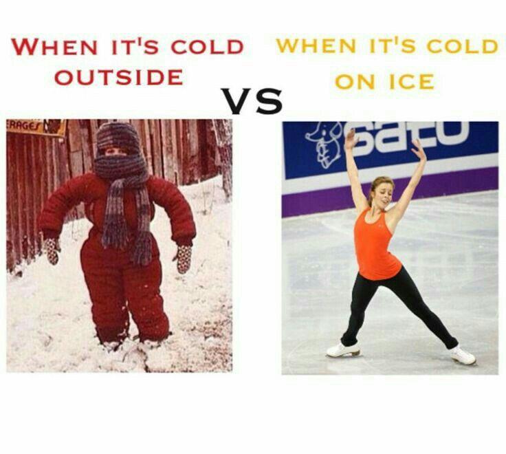 Figure skating - true...