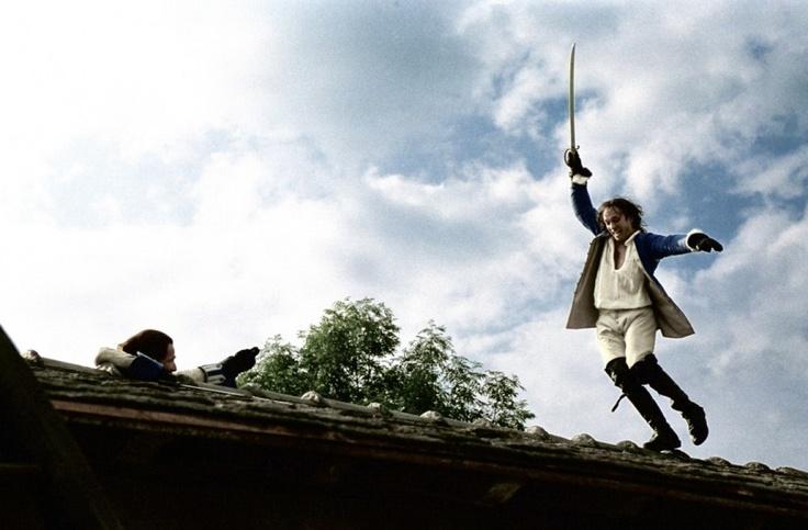 """Vincent Perez in """"Fanfan la Tulipe"""" (2003)."""