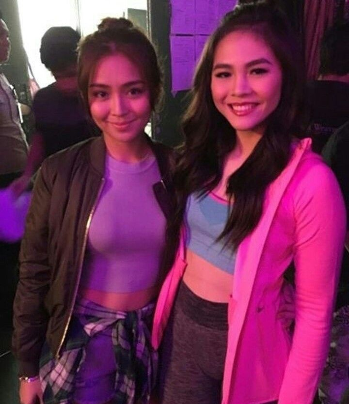 Kath and Janella