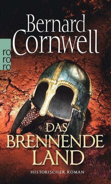 Das brennende Land. Uhtred 05 - Bernard Cornwell