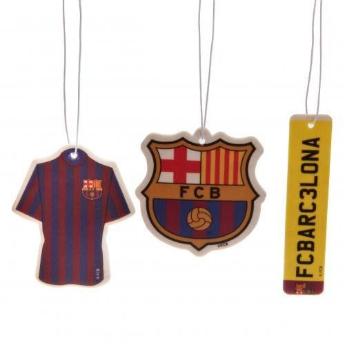 F.C. Barcelona 3pk Air Freshener